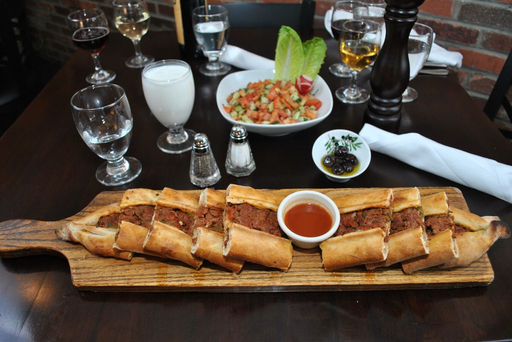 Meat Pide